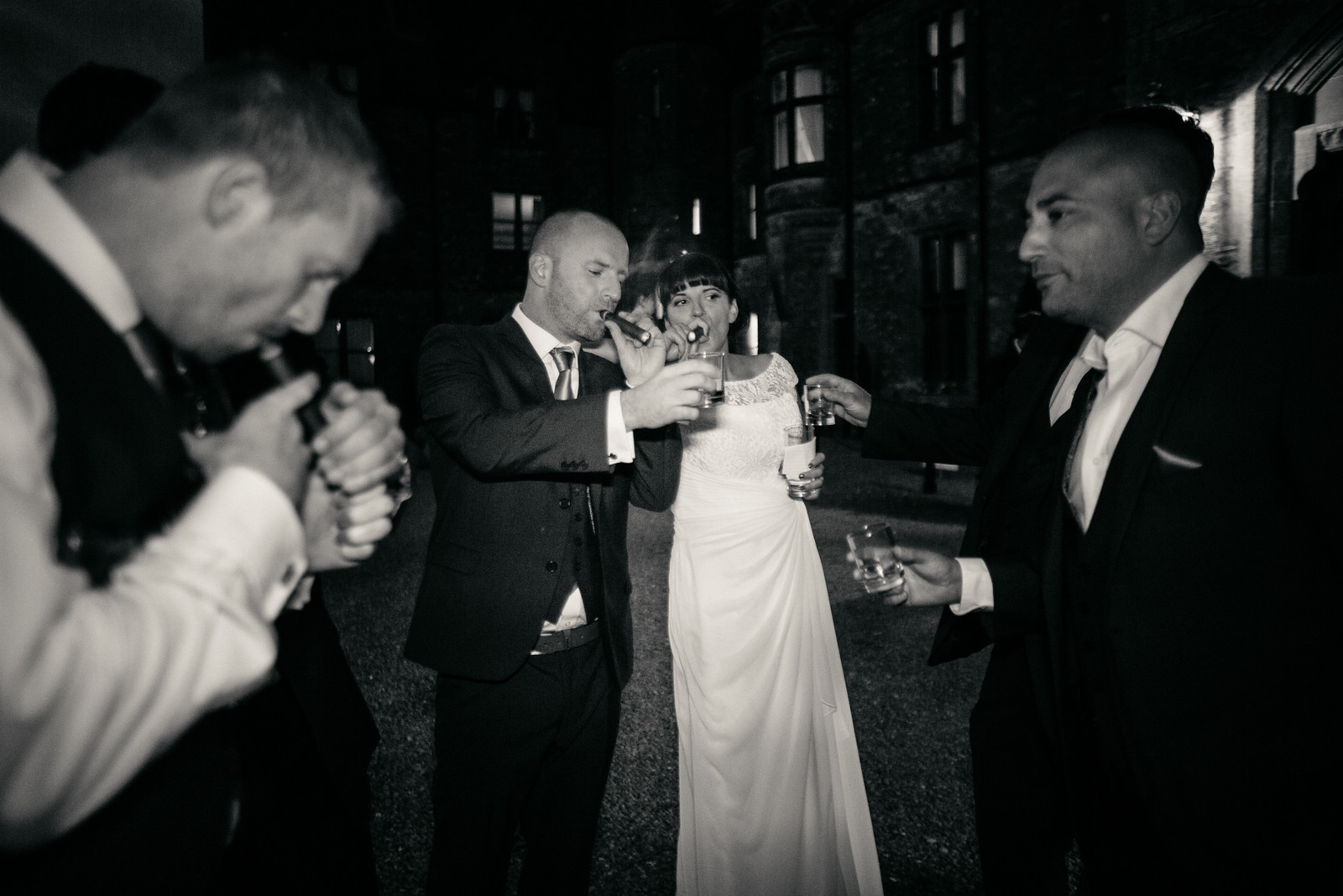 huntsham-court-wedding-photographer-cigar