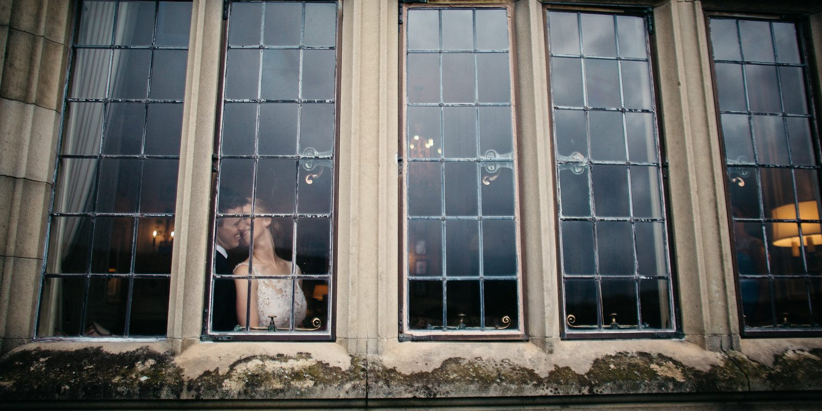Jessica + Cameron's Wedding at Bovey Castle