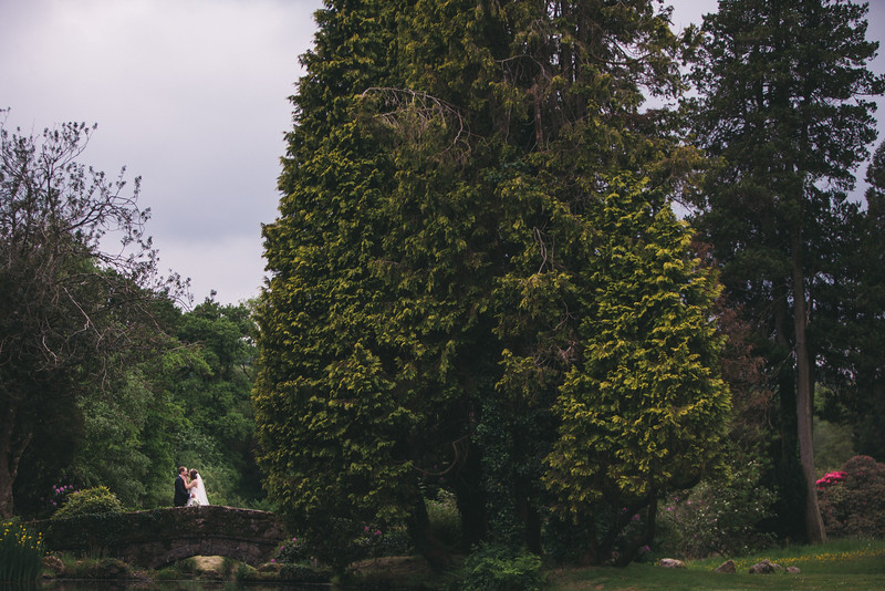 Beth and Sam's Wedding at Bovey Castle