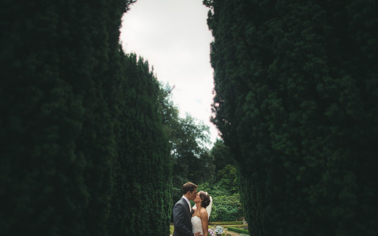 Justine and Christopher's Wedding at Mamhead House