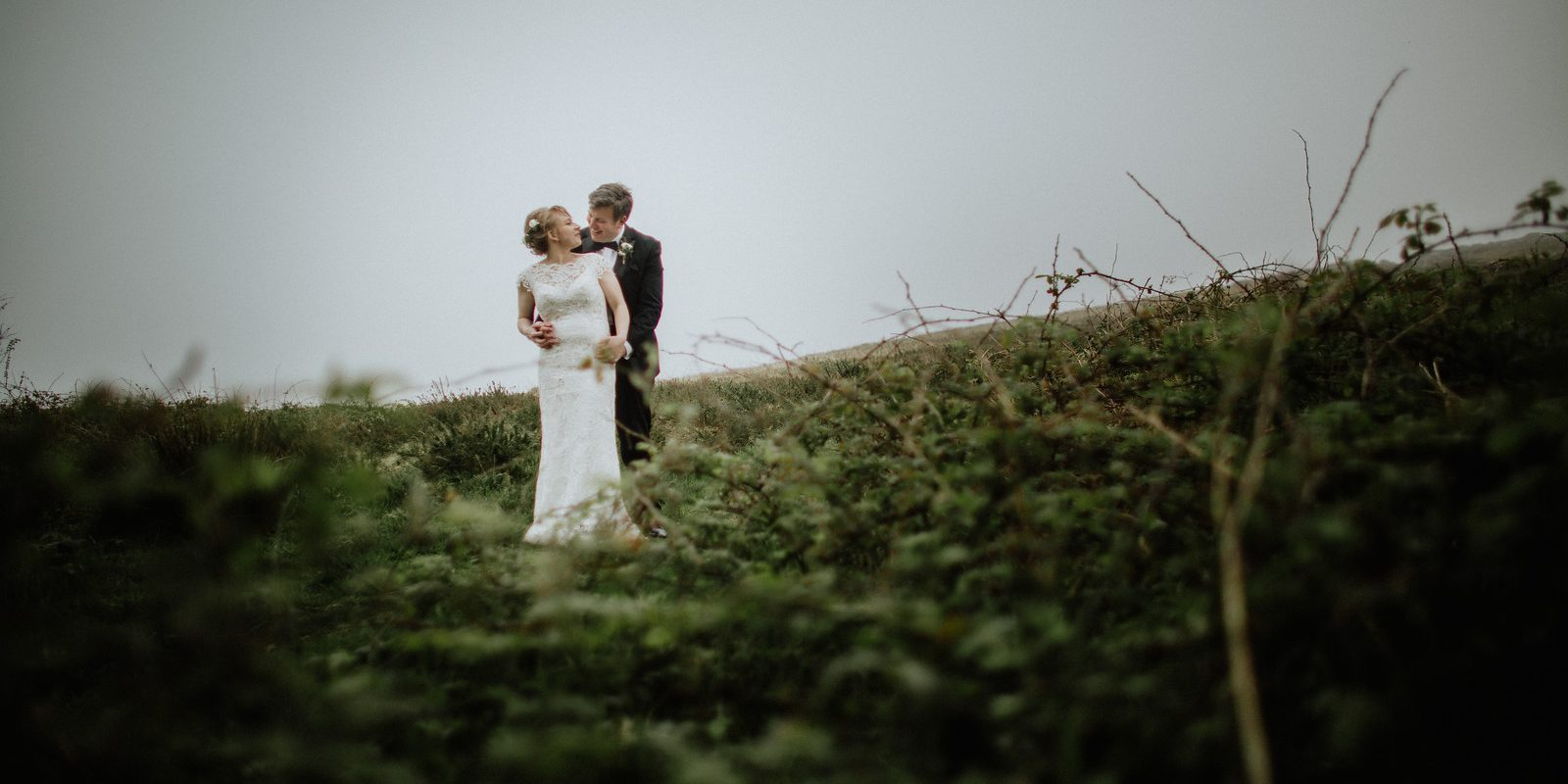 Emma and Sam's Cornish Wedding