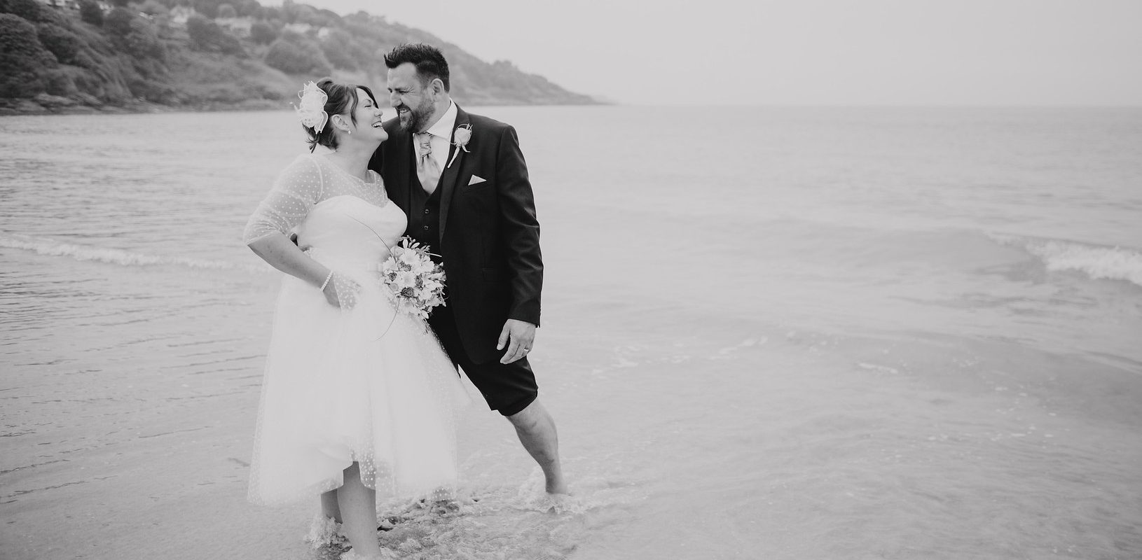 Michelle & Michael's Elopement at Carbis Bay Hotel