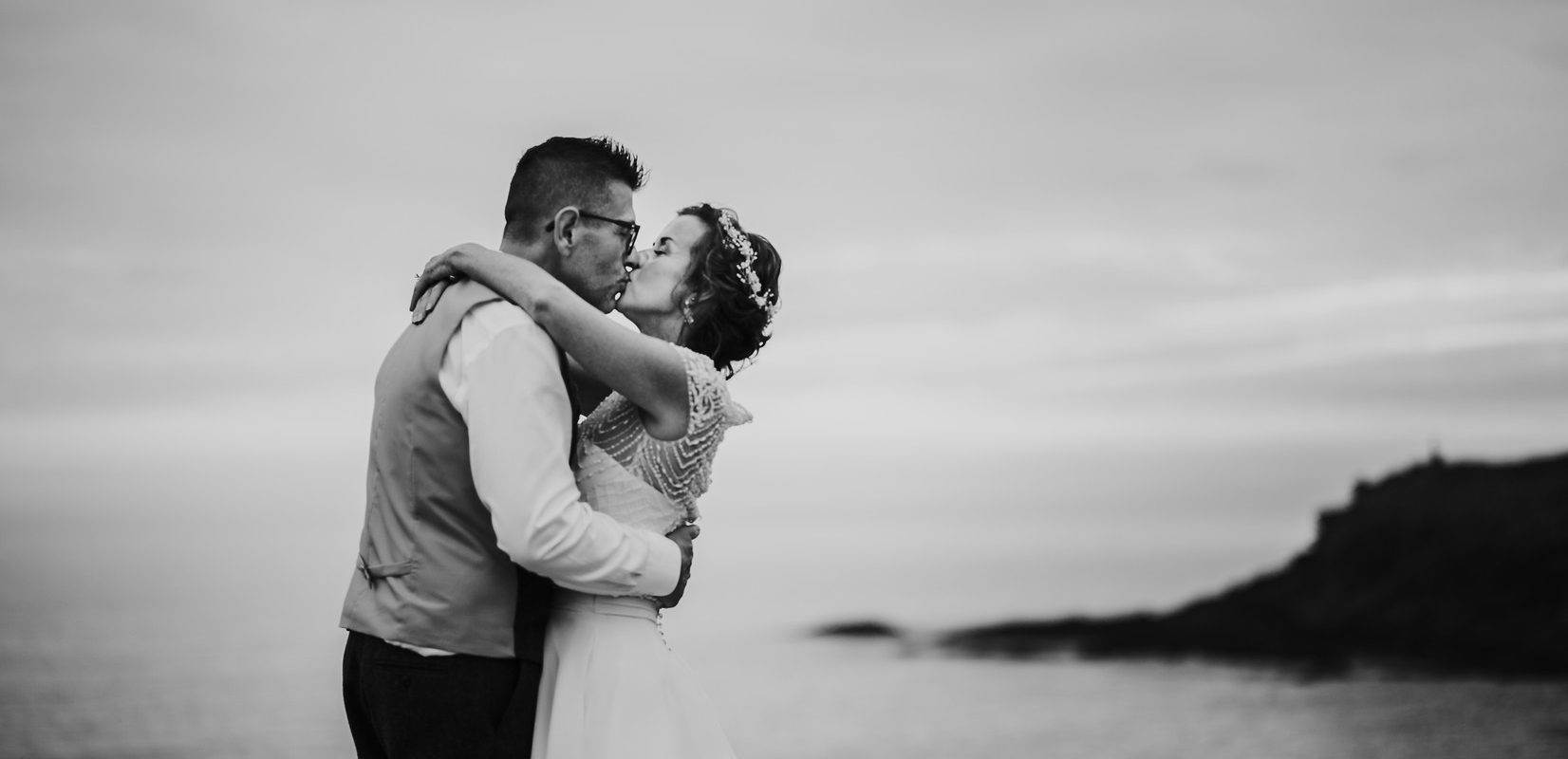 Jeanne and Ian's Wedding at Porth-an-Ells